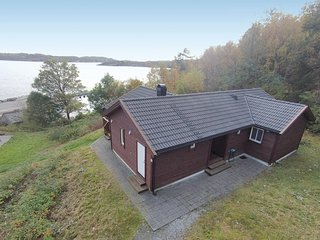 Stunning home in Nedstrand w/ Sauna and 4 Bedrooms