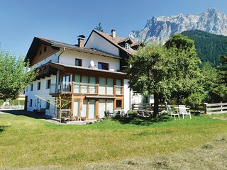 Nice home in Ehrwald w/ WiFi and 1 Bedrooms