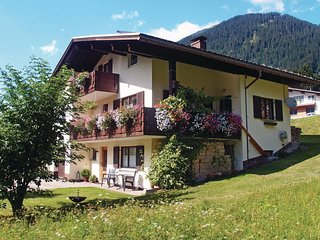 Beautiful home in St. Gallenkirch w/ WiFi and 1 Bedrooms