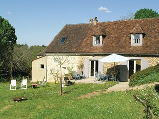 Beautiful home in Le Bourg, Fleurac w/ WiFi and 3 Bedrooms