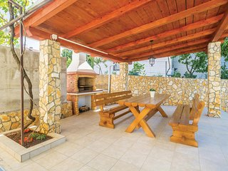 Stunning home in Krk w/ WiFi and 1 Bedrooms