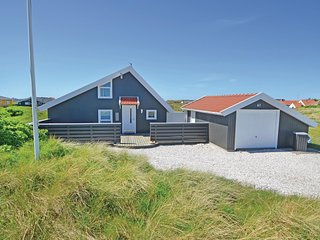 Awesome home in Thisted w/ Sauna and 3 Bedrooms (B03041)