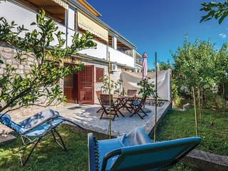 Beautiful home in Omisalj w/ WiFi and 0 Bedrooms