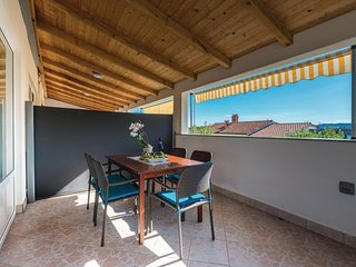 Awesome home in Omisalj w/ WiFi and 1 Bedrooms