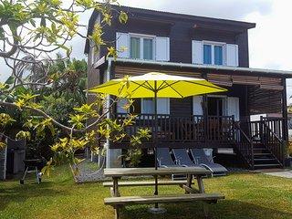 Chalet Floricia974  meublé de tourisme à l'île de la Réunion sur la côte ouest.