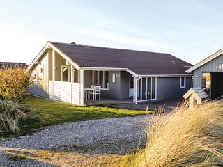 Awesome home in Thisted w/ Sauna and 3 Bedrooms (B15027)