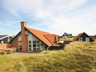 Stunning home in Thisted w/ Sauna, WiFi and 3 Bedrooms (B11012)