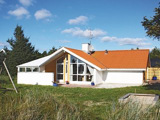 Stunning home in Thisted w/ Sauna, WiFi and 3 Bedrooms