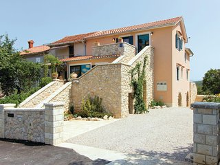 Beautiful home in Malinska w/ WiFi and 0 Bedrooms