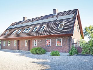 Nice home in Ansager w/ Sauna, WiFi and 5 Bedrooms