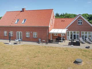 Nice home in Oksbol w/ 4 Bedrooms and WiFi
