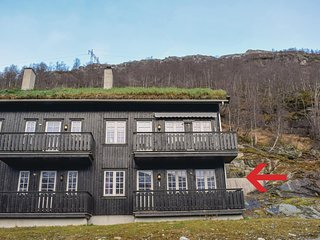 Awesome home in Røldal w/ WiFi, 2 Bedrooms and Indoor swimming pool