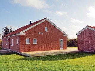 Stunning home in Hemmet w/ Sauna, WiFi and 4 Bedrooms (B3205)