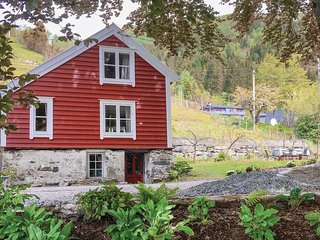 Beautiful home in Bruvik w/ WiFi and 2 Bedrooms (N20114)