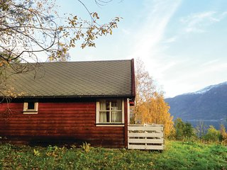 Amazing home in Vallavik w/ WiFi and 2 Bedrooms (N19701)