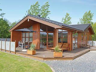 Awesome home in Hemmet w/ Sauna, WiFi and 4 Bedrooms