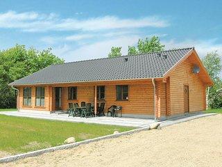 Nice home in Hemmet w/ Sauna and 4 Bedrooms