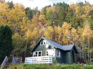 Awesome home in Vallavik w/ WiFi and 2 Bedrooms (N19702)