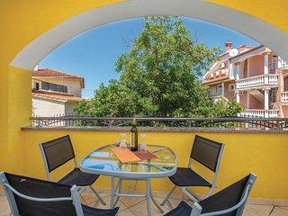 Nice home in Malinska w/ 1 Bedrooms