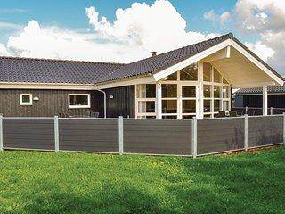 Nice home in Hemmet w/ Sauna, WiFi and 3 Bedrooms (B3344)