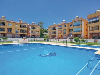 Amazing home in Mijas Costa w/ Outdoor swimming pool and 2 Bedrooms