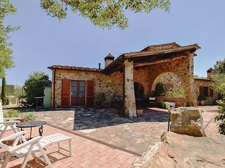 Amazing home in Ravi-Gavorrano (GR) w/ WiFi and 1 Bedrooms