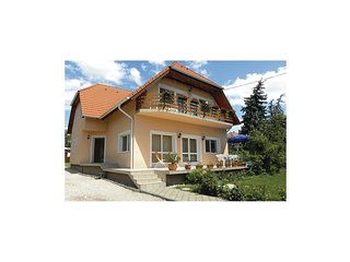 Amazing home in Vonyarcvashegy w/ WiFi and 4 Bedrooms
