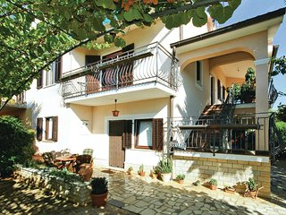 Nice home in Porec w/ WiFi and 1 Bedrooms