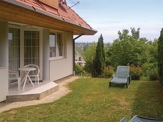 Amazing home in Heviz w/ WiFi and 2 Bedrooms