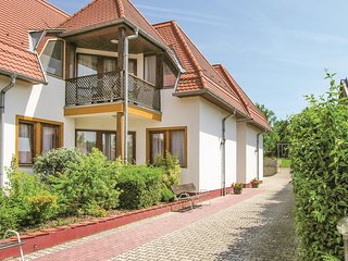 Stunning home in Balatongyörök w/ WiFi and 2 Bedrooms