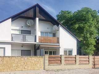 Amazing home in Vonyarcvashegy w/ WiFi and 2 Bedrooms
