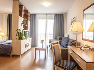 Nice home in Budapest w/ WiFi and 0 Bedrooms