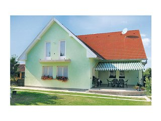 Stunning home in Balatonszemes w/ WiFi and 2 Bedrooms
