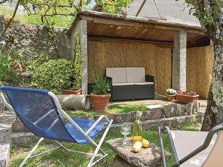 Nice home in Bagni di Lucca LU w/ 1 Bedrooms