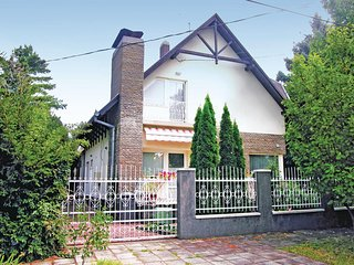 Stunning home in Siófok w/ WiFi and 2 Bedrooms