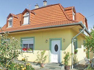 Amazing home in Balatonmariafurdo w/ WiFi and 4 Bedrooms (UBW115)
