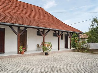 Nice home in Zalavar w/ 1 Bedrooms (UBW145)