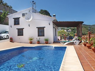 Awesome home in Frigiliana w/ WiFi and 1 Bedrooms