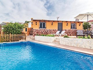 Beautiful home in Torrox w/ WiFi and 2 Bedrooms