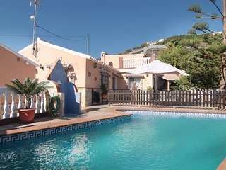 Nice home in Torrox w/ WiFi and 3 Bedrooms