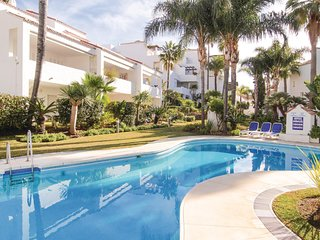 Awesome home in Marbella w/ WiFi and 3 Bedrooms
