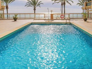 Nice home in Marbella w/ WiFi and 3 Bedrooms