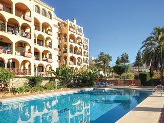Stunning home in Mijas Costa w/ 2 Bedrooms