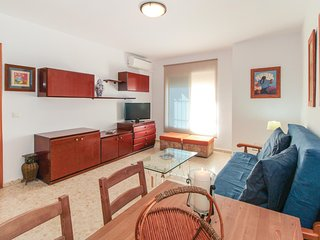 Awesome home in Torrox Costa w/ 1 Bedrooms and WiFi