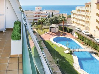 Nice home in Benalmadena w/ 2 Bedrooms