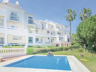 Awesome home in Mijas w/ WiFi and 2 Bedrooms