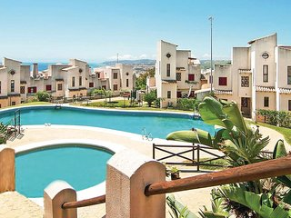 Awesome home in Bahia de Casares w/ 2 Bedrooms and WiFi