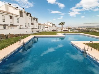 Awesome home in Caleta de Velez w/ WiFi and 3 Bedrooms