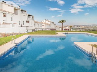 Beautiful home in Caleta de Velez w/ WiFi and 2 Bedrooms