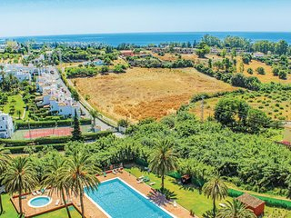Beautiful home in Estepona w/ WiFi and 1 Bedrooms